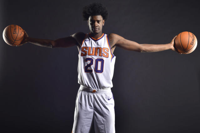 Josh Jackson holds the Suns' future in his hands. (Getty Images)