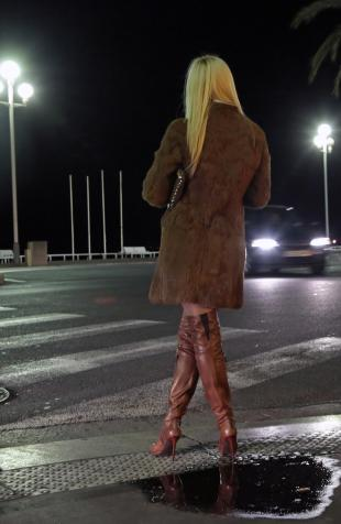 Prostitution is not illegal in France, which has an estimated 18,000 to 20,000 sex workers according to a 2012 report.