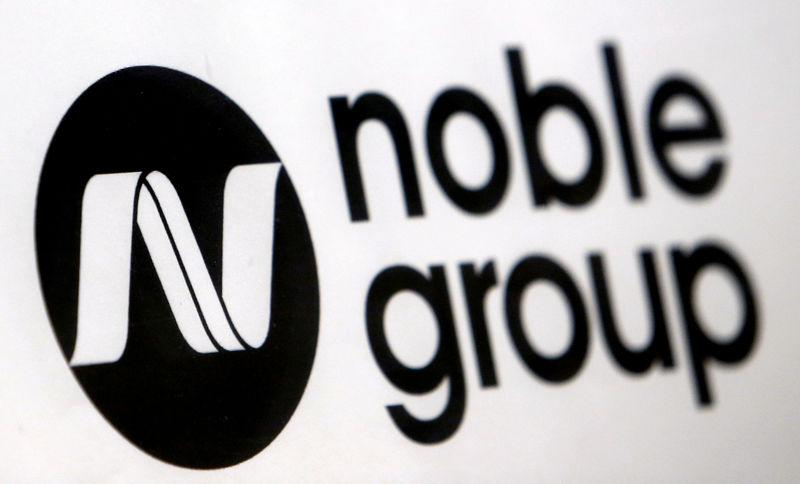 The statement came a day after news broke that Noble is being investigated by the authorities forsuspected false and misleading statements and breaches of disclosure requirements.