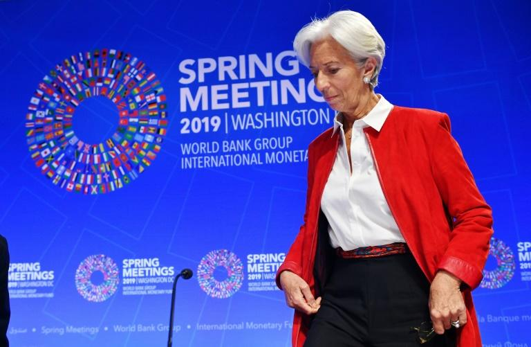 IMF Managing Director Christine Lagarde is resigning her post, forcing the institution to look for a new leader, who almost certainly will be another European (AFP Photo/MANDEL NGAN)