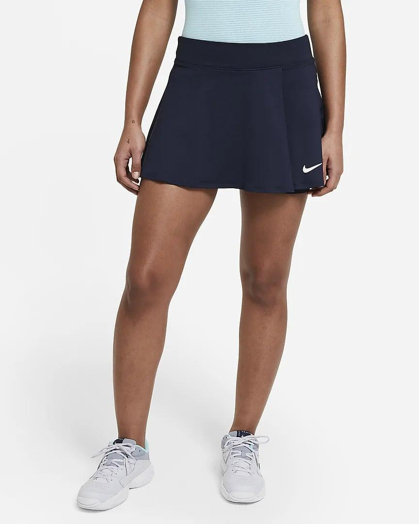 <p>You'll feel so confident about your serve in this <span>NikeCourt Victory Tennis Skirt</span> ($55).</p>