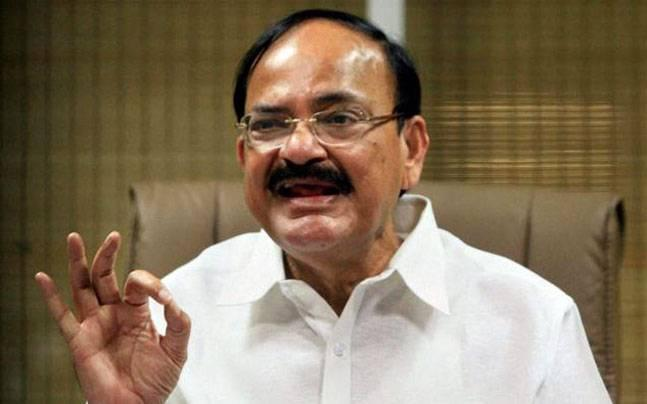 Venkaiah: Reservation along lines of religion may create another Pakistan