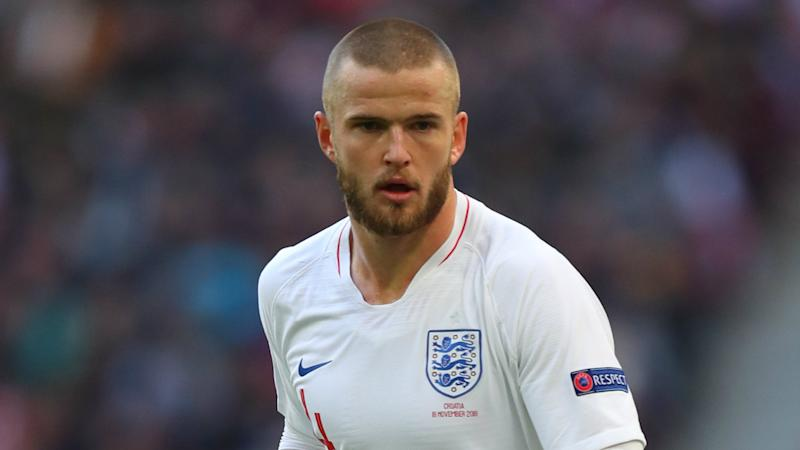 Eric Dier ruled out of England's game with Montenegro through injury