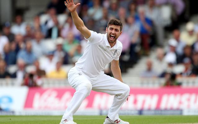 <span>Mark Wood aggravated an ankle injury and was unavailable for England</span> <span>Credit: PA </span>