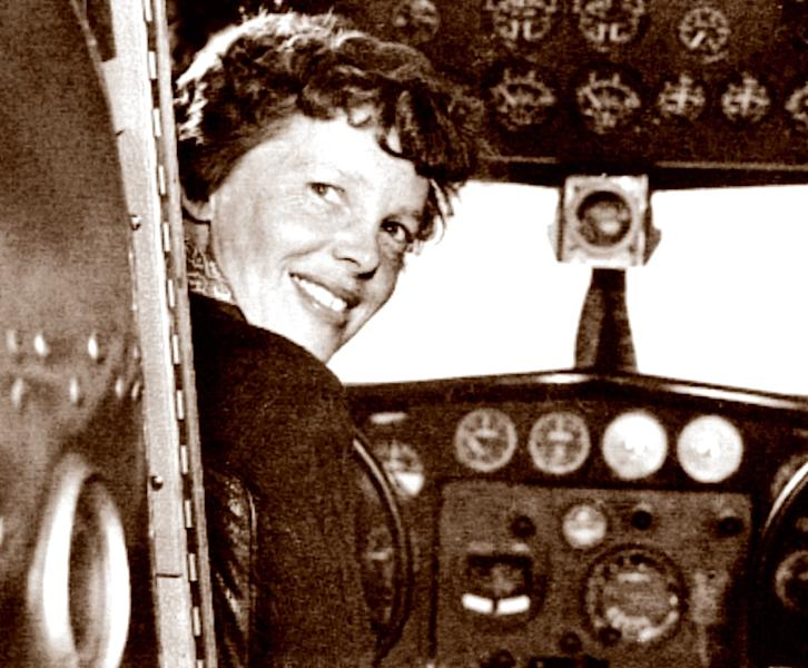 Bones found on a remote Pacific Island are 'likely' those of famed aviatrix Amelia Earhart, who disappeared in the area in 1937, according to a new study (AFP Photo/Albert Bresnik)