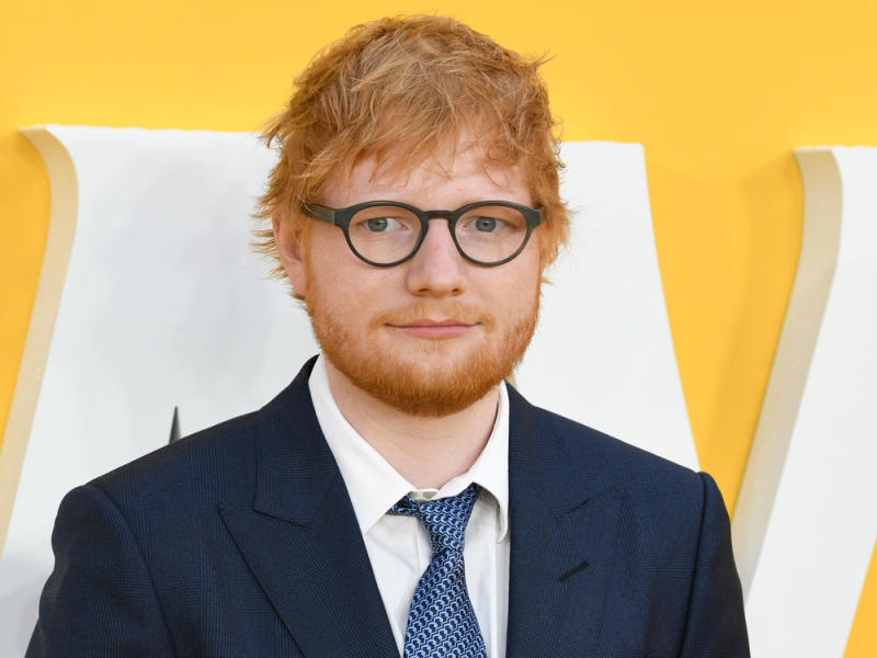 Verwandt mit einem Mafia-Boss? Superstar Ed Sheeran (Bild: Featureflash Photo Agency / Shutterstock.com)