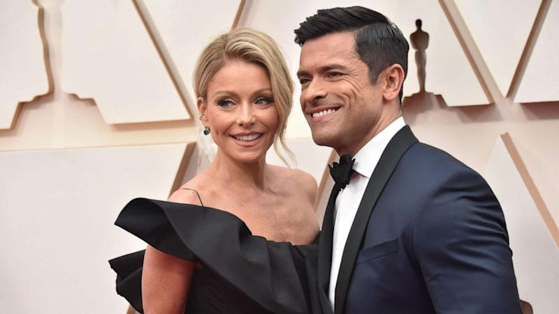 Mark Consuelos wishes wife Kelly Ripa a happy 50th birthday: 'My little ray of sunshine'