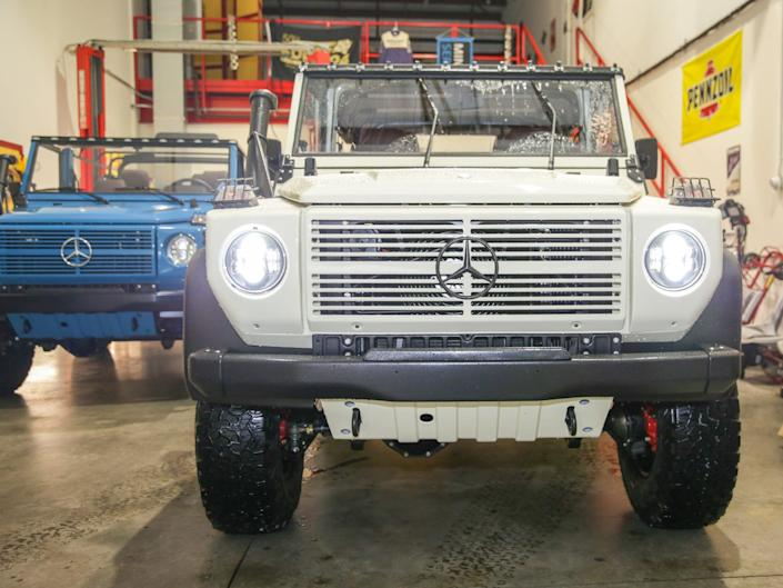 1991 Mercedes-Benz 250GD Wolf Expedition Motor Company
