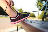 <p>While the whole 'sweating it out' thing isn't really possible, a work out has antidepressant effects which could give you a much-needed boost [Photo: Pexels] </p>