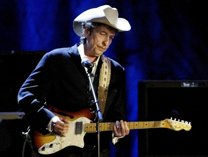 American songbook: Bob Dylan releases a new 30-song collection: Reuters