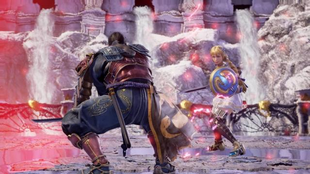 'Soulcalibur Vi' is bringing the series' weapons-based combat back for another round in 2018.