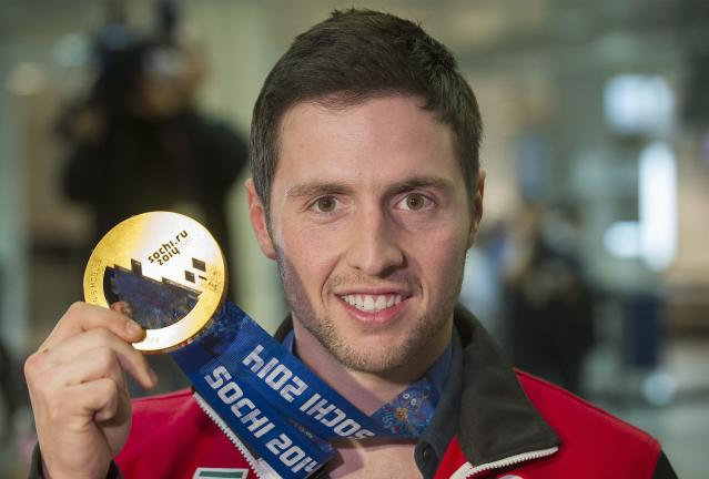 <p>In 2010, Alexandre Bilodeau became the first Canadian to win a gold medal at an Olympic Games held in Canada. Four years later, he made history again as the first Olympian to defend his gold medal in any freestyle skiing event. Bilodeau retired from freestyle skiing a month after the Sochi games. </p>
