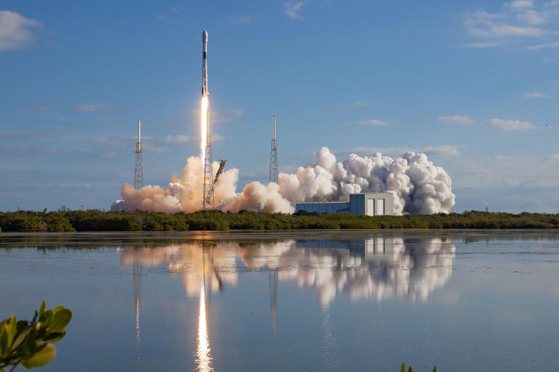 SpaceX's 100th launch to hit rocket reusability milestone [webcast]