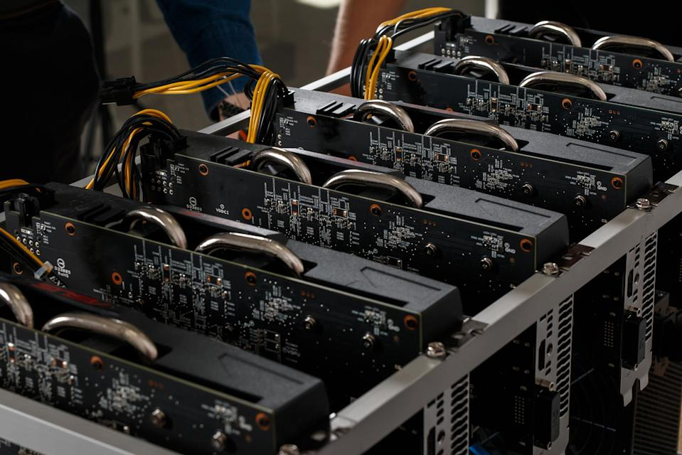 Cryptocurrency mining calcium 30 pounds to bitcoins 2021