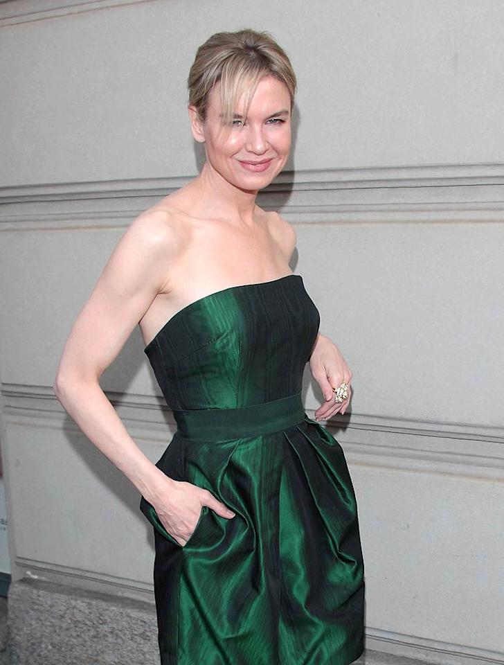 "Renee Zellweger turns 42 Vittorio Zunino Celotto/<a href=""http://www.wireimage.com"" target=""new"">WireImage.com</a> - April 6, 2011"
