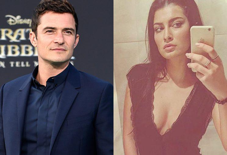 Orlando Bloom might have gotten Viviana Ross fired.