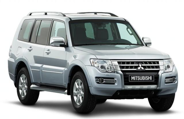 Mitsubishi Pajero fuel efficiency rate and prices