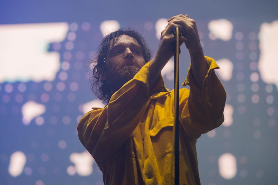 """Australian singer-songwriter Nick Murphy, formerly known as Chet Faker, performing at the Neon Lights Festival at Fort Canning Park on 24 November. See more pictures: <a href=""""https://bit.ly/2tYol1O"""" rel=""""nofollow noopener"""" target=""""_blank"""" data-ylk=""""slk:https://bit.ly/2tYol1O"""" class=""""link rapid-noclick-resp"""">https://bit.ly/2tYol1O</a> (PHOTO: Dhany Osman / Yahoo Lifestyle Singapore)"""