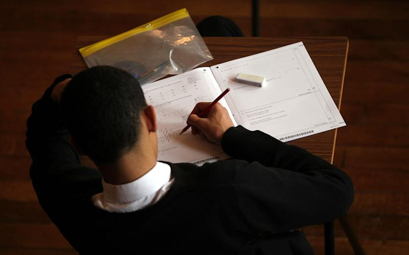 "A handful of schools have already set up ""grammar streams"", the NUT's general secretary said  - Credit: David Davies"