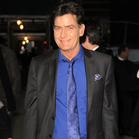 Charlie Sheen 'removes Hollywood star'