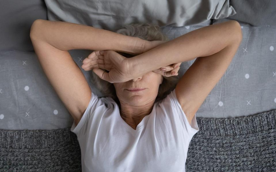 Insomnia can be cured by therapy but it doesn't work for everyone - iStockphoto