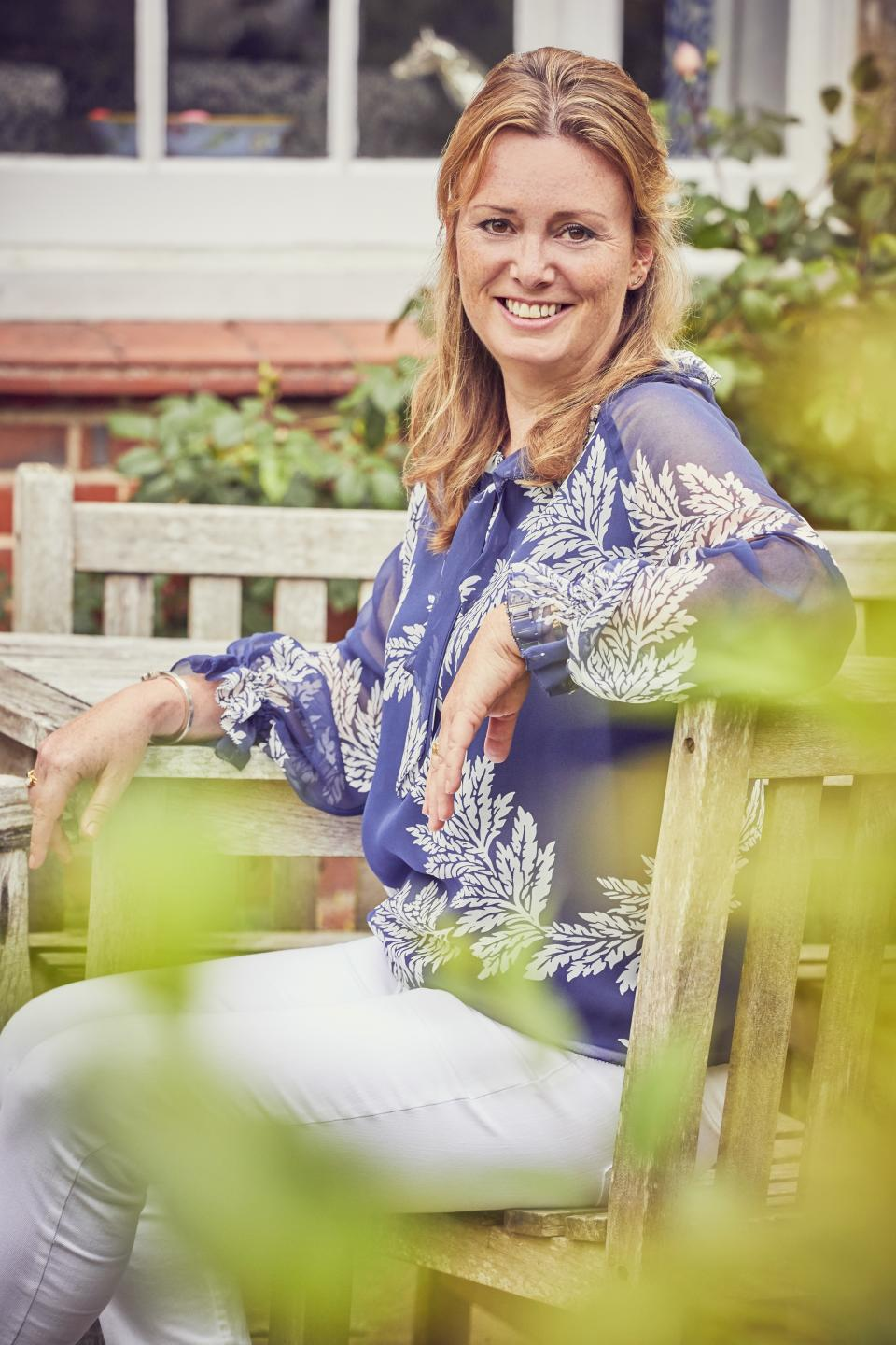 Childs Farm founder Joanna Jensen said self-employed and freelancers need support 'right now' (Childs Farm/PA)