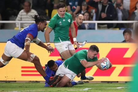 Rugby World Cup 2019 - Pool A - Ireland v Samoa