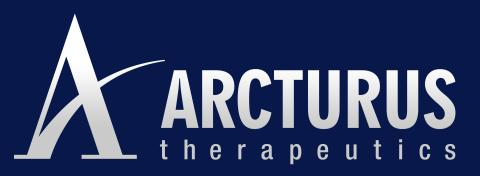 Arcturus Therapeutics to Present at Guggenheim's Vaccines and Infectious Diseases Conference