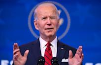 The United States faces a number of 'competing crises' as Joe Biden takes office as president