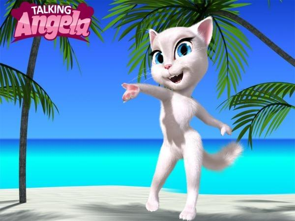 Why the Talking Angela App is Completely Safe For Your Children