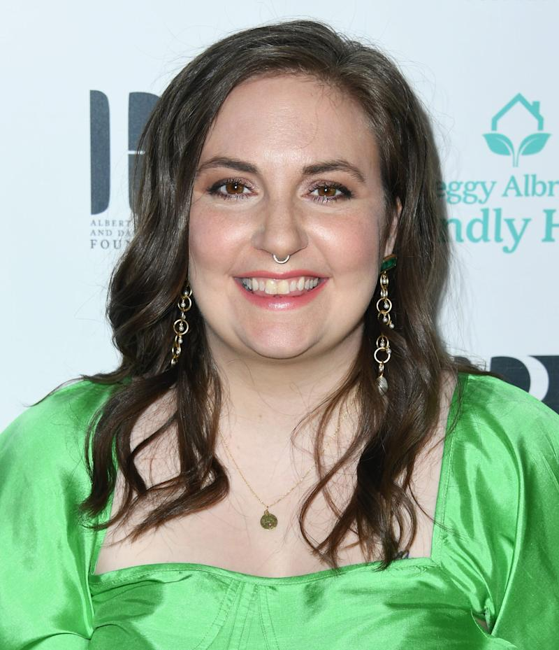 Lena Dunham says she suffered a variety of complications after her COVID-19 battle in March