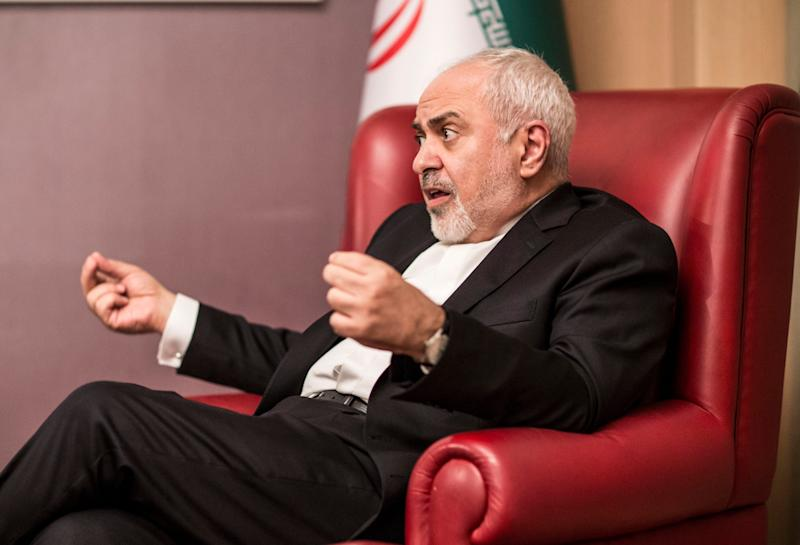 Trump administration sanctions Iran'sforeign minister in escalation of tensions