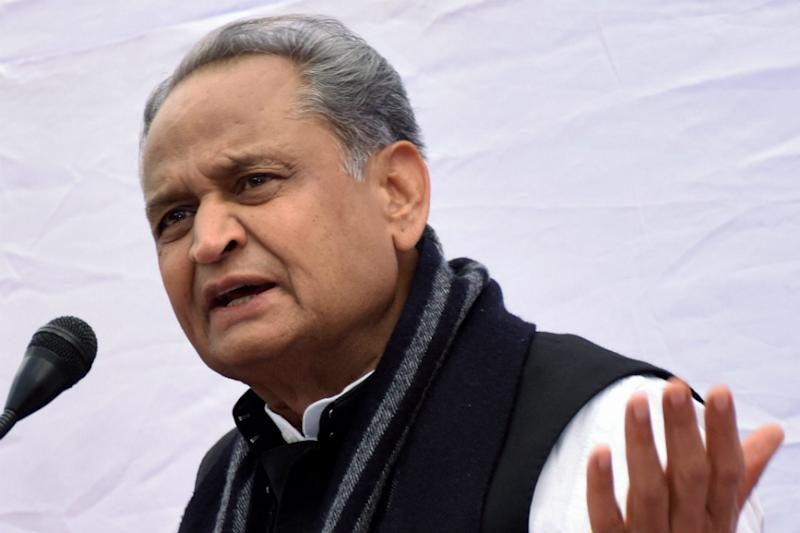 Fed up of PM's 'Misleading Remarks', Gehlot Rants in 8 Tweets; Says 'Modi's Name Will Go Down in History'