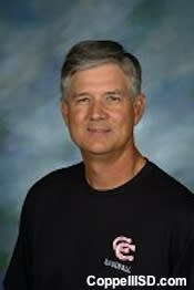 Plano West baseball coach Don English