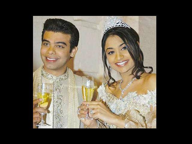 <b>2. Amit Bhatia and Vanisha Mittal</b><br>What do you get when you marry the daughter of India's richest man to another big UK-based businessman? Well, an engagement ceremony at the Palace of Versailles and a wedding at the 17th century Chateau Vaux le Vicomte, with performances by Kylie Minogue amidst fireworks at the Eiffel Tower. Vanisha, daughter of steel baron Lakshmi Mittal married Amit Bhatia, chairman of UK's largest independent supplier of cement, Hope Construction Materials, in 2004.