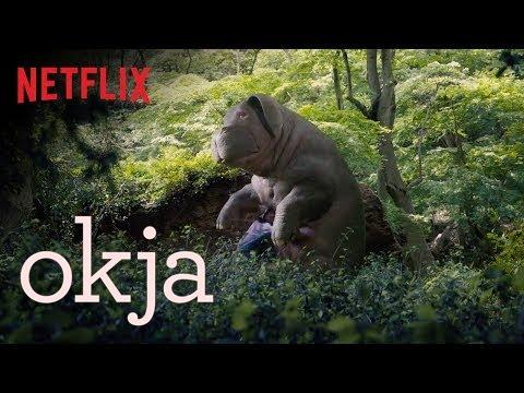 """<p>Bong's most recent film prior to <em>Parasite </em>was this 2017 Netflix original, a dark satire examining corporate relations with animals, specifically here a genetically-engineered 'superpig' made specifically with the purpose of being eaten. Just like <em>Parasite, </em>much of what's here is an allegory for a larger social point, but the story is gripping and the visuals are stunning. And the cast? Yeah, with Tilda Swinton, Jake Gyllenhaal, Paul Dano, and even Choi Woo-shik (who you'll recognize as the son from <em>Parasite</em>), you're definitely in good hands. <em></em><em></em></p><p><a class=""""body-btn-link"""" href=""""https://www.netflix.com/title/80091936"""" target=""""_blank"""">Stream <em>Okja </em>Here</a><em></em></p><p><a href=""""https://www.youtube.com/watch?v=AjCebKn4iic"""">See the original post on Youtube</a></p>"""