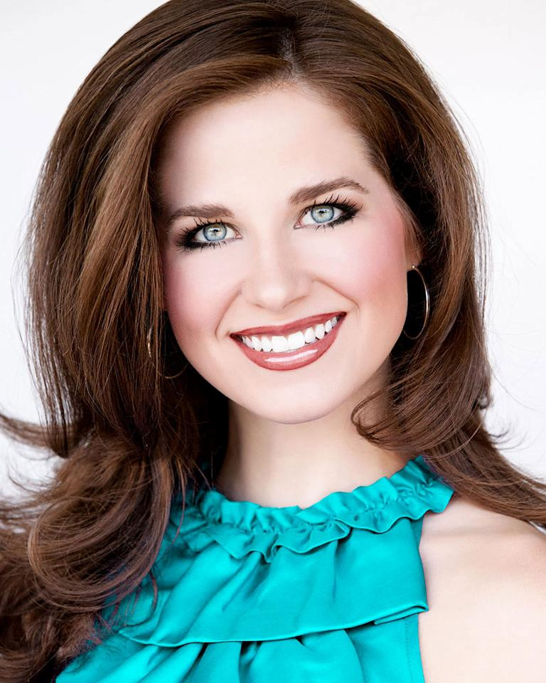 """Miss Louisiana, Hope Anderson is a contestant in the """"<a href=""""/2012-miss-america-pageant/show/48165"""">2012 Miss America Pageant</a>."""""""