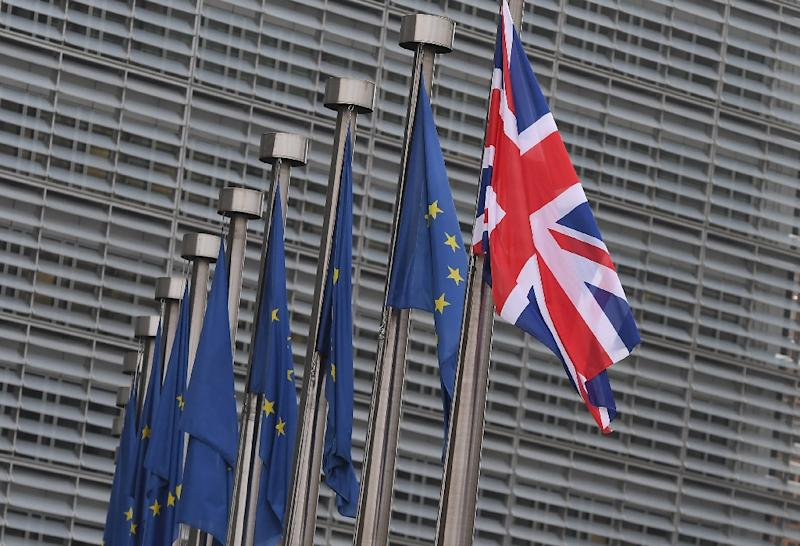 The British government wants to pass legislation to enshrine the Brexit leaving date of March 29, 2019