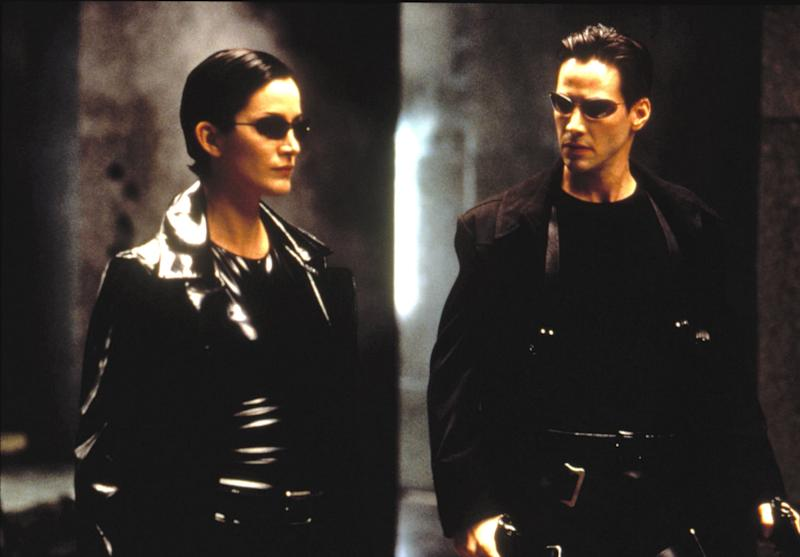 There's a new Matrix film being made that will star Keanu Reeves