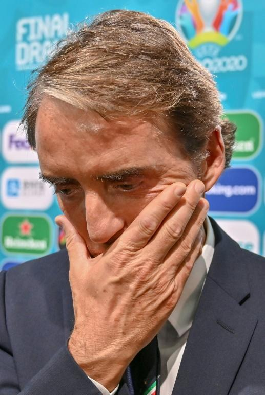 Italy coach Roberto Mancini has supported postponing the European Championship until 2021