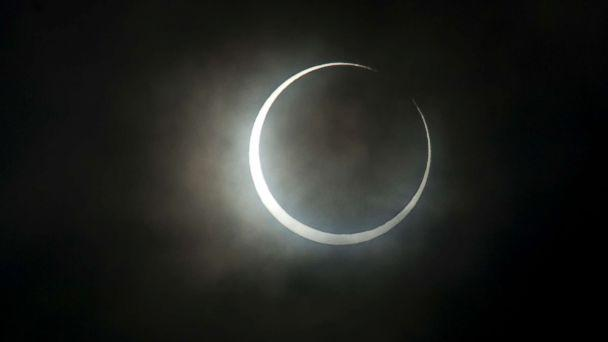 PHOTO: Solar eclipse, Japan, 2012. (Taro Hama/Getty Images)