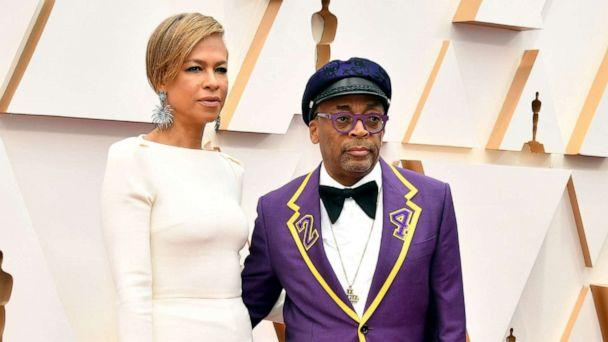 PHOTO: Tonya Lewis Lee and filmmaker Spike Lee attend the 92nd annual Academy Awards, Feb. 9, 2020, in Hollywood, Calif. (Amy Sussman/Getty Images)