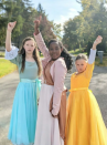 """<p>If you and your friends are <em>Hamilton</em> fans, you'll get a serious kick out of this idea. Transport yourselves to the greatest city in the world with matching dresses and power poses. (Bonus points if you can sing!)</p><p><strong>Get the tutorial at <a href=""""https://www.allthingswithpurpose.com/diy-hamilton-costumes-king-george-and-the-schuyler-sisters/"""" rel=""""nofollow noopener"""" target=""""_blank"""" data-ylk=""""slk:All Things with Purpose"""" class=""""link rapid-noclick-resp"""">All Things with Purpose</a>.</strong></p><p><strong><a class=""""link rapid-noclick-resp"""" href=""""https://go.redirectingat.com?id=74968X1596630&url=https%3A%2F%2Fwww.walmart.com%2Fsearch%2F%3Fquery%3Dhamilton%2Bcostumes&sref=https%3A%2F%2Fwww.thepioneerwoman.com%2Fhome-lifestyle%2Fcrafts-diy%2Fg37066817%2Fhalloween-costumes-for-3-people%2F"""" rel=""""nofollow noopener"""" target=""""_blank"""" data-ylk=""""slk:SHOP HAMILTON COSTUMES"""">SHOP HAMILTON COSTUMES</a><br></strong></p>"""