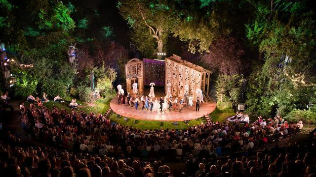 "<p>Yes, the open air theatre returns to Regent's Park to make sure you can enjoy a good theatre show without being stuck in a stuffy West End Theatre during the hot weather months. This month they are performing the vibrantly visual story of Michael Morpurgo's book, Running Wild.</p><p><i>To book tickets and find out more, visit</i> <i><a href=""http://openairtheatre.com"">here. </a></i><br /></p>"