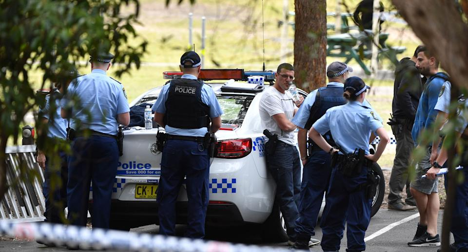 A woman's body has been found Buffalo Creek Reserve at Hunters Hill, on Sydney's North Shore, on Wednesday morning. Source: AAP
