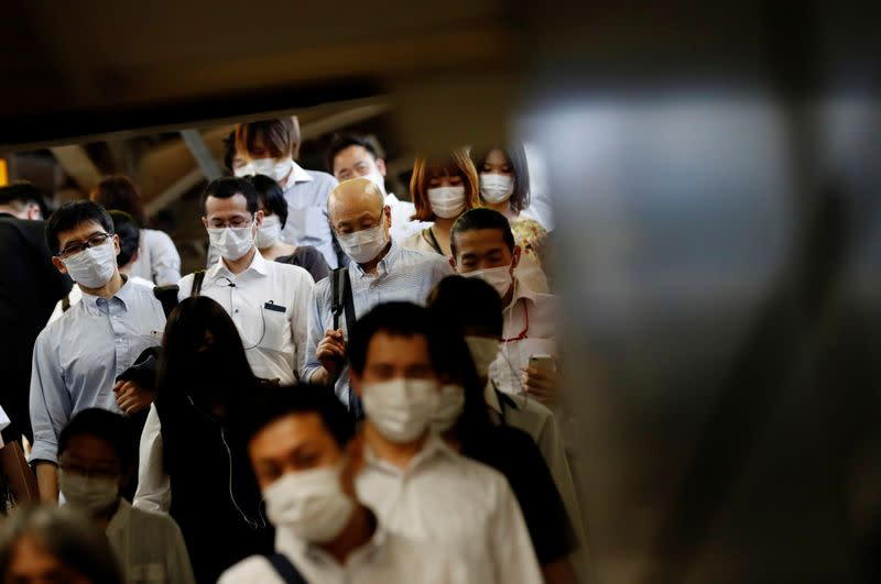 Japan says coronavirus border controls in place, adding 18 countries to entry ban