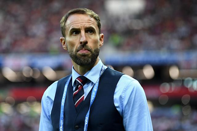 Southgate won the hearts of a nation in Russia.