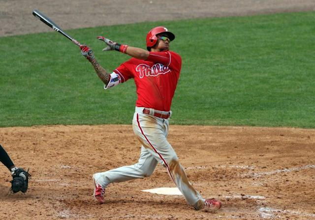 Shortstop J.P. Crawford should make his debut for the Phillies next year. (Getty Images/Justin K. Aller)