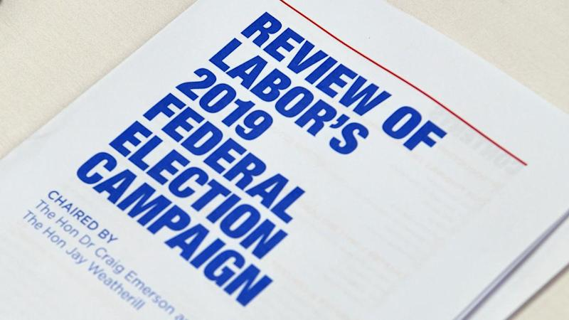 LABOR FEDERAL ELECTION REPORT RELEASE
