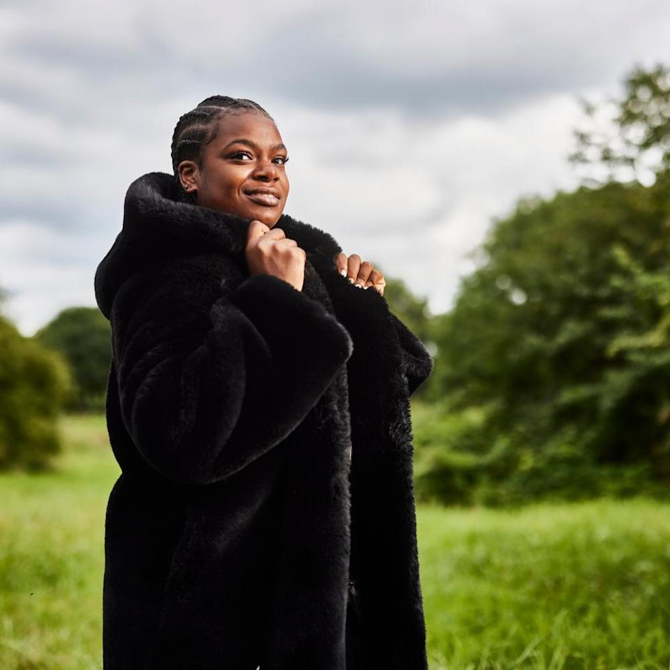Rachel Ayo Ogunleye: 'I use probably every single form of social media there is.'